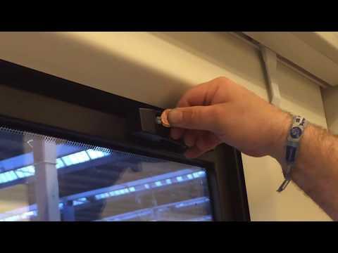 Zugfenster öffnen ohne Vierkantschlüssel