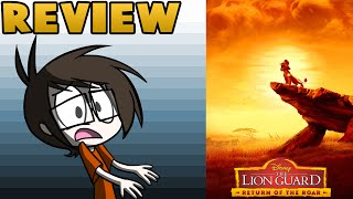 The Lion Guard: Return of the Roar - REVIEW
