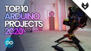 Top 10 Arduino Projects 2020   Mind Blowing Arduino School Projects