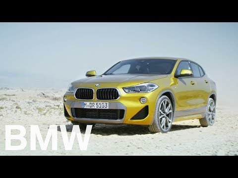 The first-ever BMW X2. Official Launch Film.
