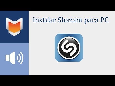 Instalar Shazam para PC