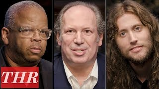 Composers Hans Zimmer, Terence Blanchard & Ludwig Göransson