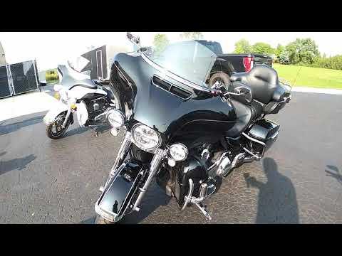 2014 Harley-Davidson Electra Glide Ultra Limited