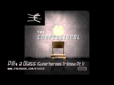 Pill & a Glass (Superheroes Trilogy: Pt 1)
