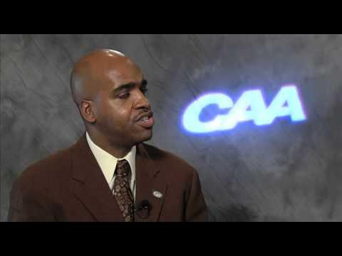 Delaware Men's Coach Monte Ross - 2011 CAA Basketball Media Satellite Uplink Interview