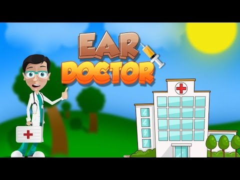 Video of Ear Doctor - Free Kids Game