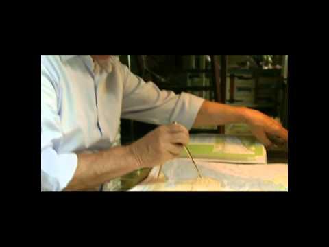 Alberto Stegenman van het TV programma Onopgeloste in gespek met Ben Ros