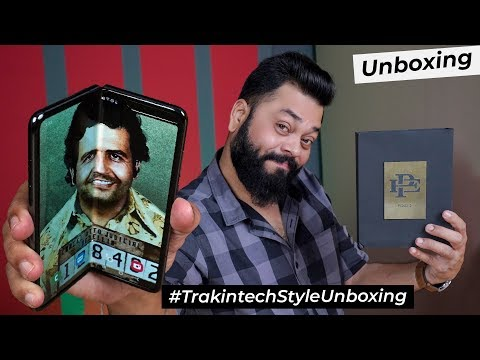 Escobar Fold 2 Unboxing ⚡⚡⚡ Foldable Phone Under ₹30000... BUT Should You Buy?