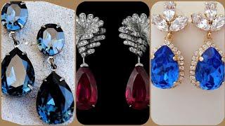 Beautiful Stylish Diamond Earrings