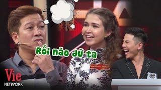 Cười lăn lộn với màn giao lưu giải trí cực mạnh giữa Trường Giang và cô gái người Nga |Đưa Em Về Nhà