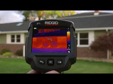 RIDGID Thermal Imaging – RT-3 Overview