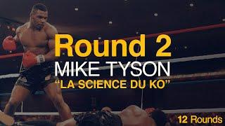 MIKE TYSON : LA SCIENCE DU KO - 12 ROUNDS, LES REPRISES MYTHIQUES DE L'HISTOIRE DE LA BOXE