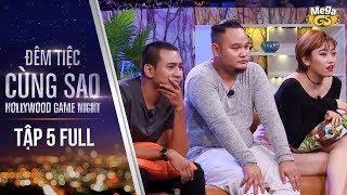 Đêm Tiệc Cùng Sao | Tập 5 Full | FAPTV - Vinh Râu, Huỳnh Phương, Thái Vũ, Tân Trề, Ngọc Trâm, Ribi