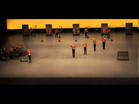 第13回マーチングステージ全国大会 五戸町立南小学校マーチングバンド