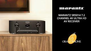 Marantz SR5014 7.2 Channel Receiver REVIEW