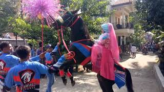 Arak-arakan Kuda Jingkrak Desa Girigondo Pituruh 15-03-2020