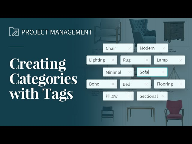 Creating Product Categories with Tags