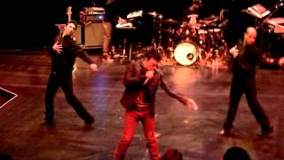 Jordan Knight Live & Unfinished: Edmonton 2012 - Let's go Higher & One More Night