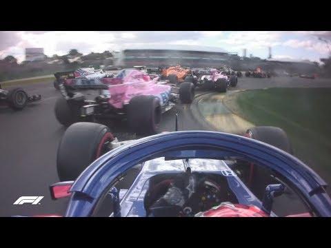 Best Onboards | 2018 Australian Grand Prix