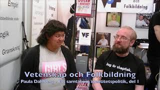 VoF Bokmässan 2017 – Paula Dahlberg, del 1