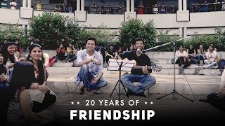 ScoopWhoop: 20 Years Of Friendship   SW Cafe   Session VII