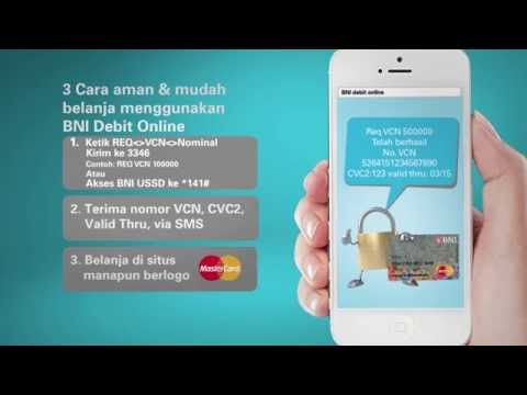 Tutorial BNI Debit Online