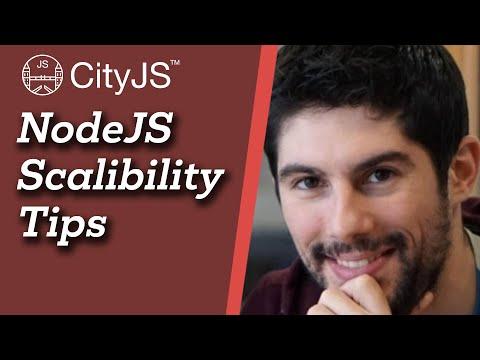 Image thumbnail for talk NodeJS Scalibility Tips