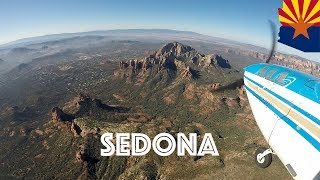 Flying to Sedona Arizona