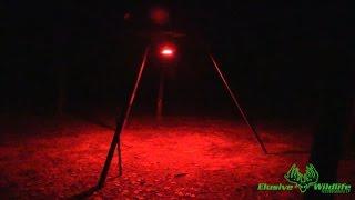 Kill Light XTREME Motion Feeder Light Extremely Bright Red Light