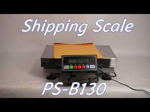 PS B130 Shipping Scale
