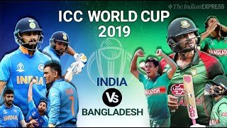India vs Bangladesh highlights | Icc world cup| world Championship 2