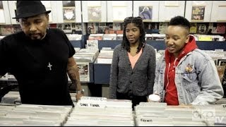 Day Out With Aaron Neville & THEESatisfaction