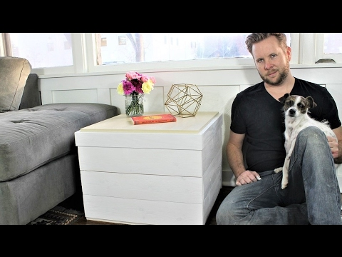 IKEA-Tisch in neuem Chic - Ein Beistelltisch für dein Wohnzimmer