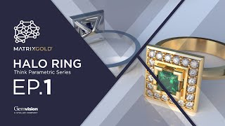 Think Parametric Series Episode 1: Halo Ring