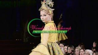 Wanda Beauchamp FW/19 New York Fashion Week Powered by Art Hearts Fashion