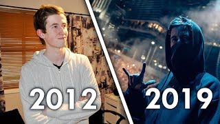 How Alan Walker's Music Has Changed Over Time (2012 - 2019)