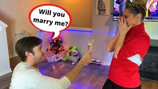 THE PROPOSAL   Robby and Penny