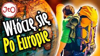 Amsterdam, Bruksela, Paryż – włóczę się po Europie