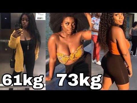 Pourcentage de graisse pour perdre du poids