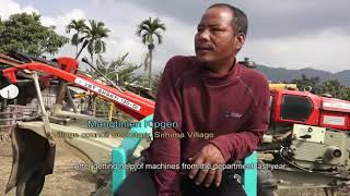 A video on success story on SMAM, Medz sub division