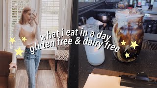 What I Eat In A Day ( Gluten-free / Dairy-free )