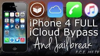 SSH-Ramdisk iCloud Activation Bypass (iPhone 4) Delete Setup app