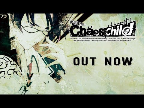 CHAOS;CHILD - Launch Trailer thumbnail