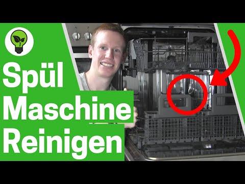 Geschirrspüler reinigen ✅ ULTIMATIVE ANLEITUNG: Sieb und Filter der Spülmaschine sauber machen!!!