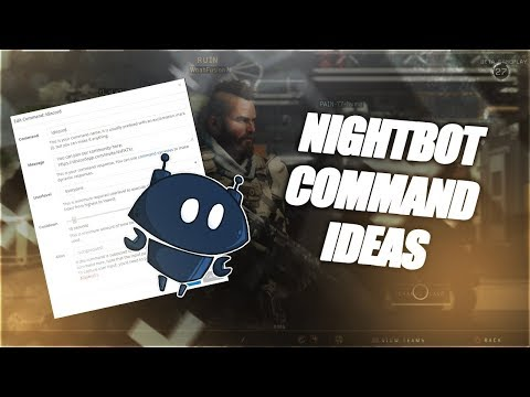 How to Make a !followage Command 2018 (Nightbot Twitch Ep