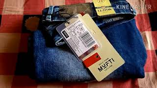 Mufti Slim Men Jeans UNBOXING & REVIEW