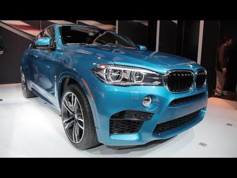 2015 X5 M and X6 M - 2014 LA Auto Show