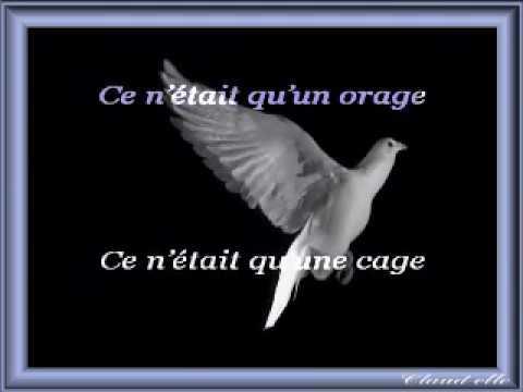 France d'Amour - Le coeur est un oiseau - Karaoké instrumental -