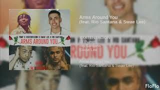 XXXTENTACION x Lil Pump - Arms Around You (feat. Rio Santana & Swae Lee)