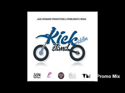 Kickstand Riddim Mix (Full  Oct 2018) Feat. Timeka Marshall  Patrice Roberts  Shal Marshall